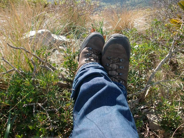 Meine Schuhe - ein Selbstportrait