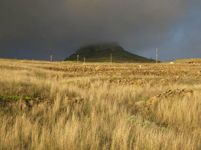 """Der Tafelberg """"La Fortaleza"""""""