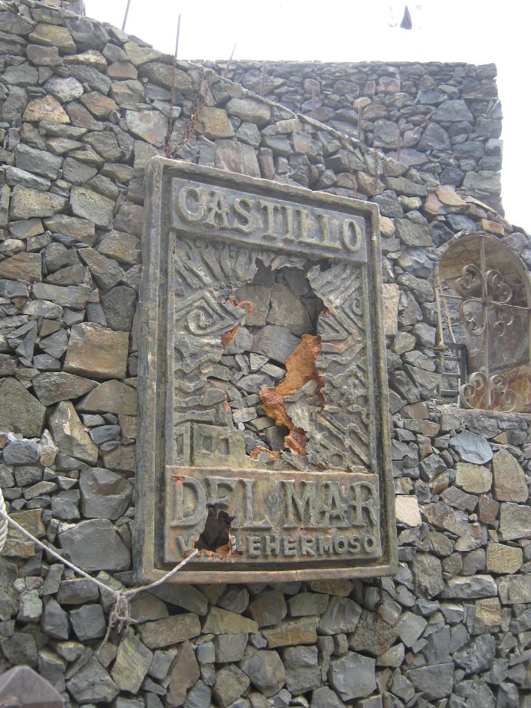 Castillo del Mar - Der Verfall
