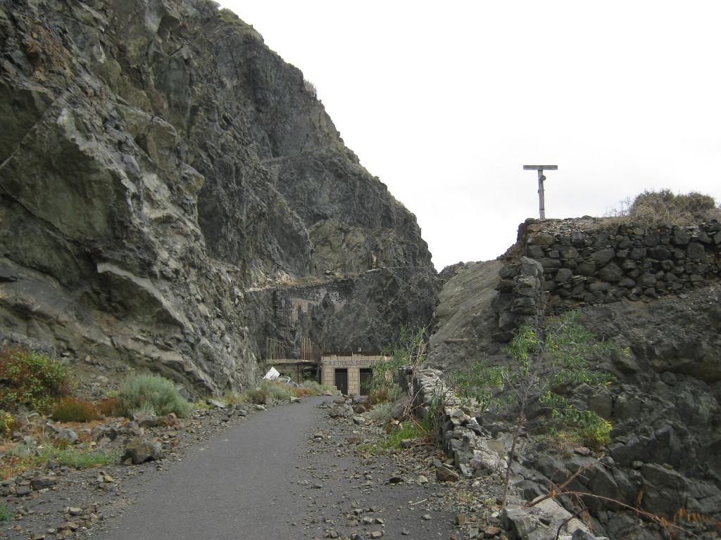 Castillo del Mar - Der Eingang