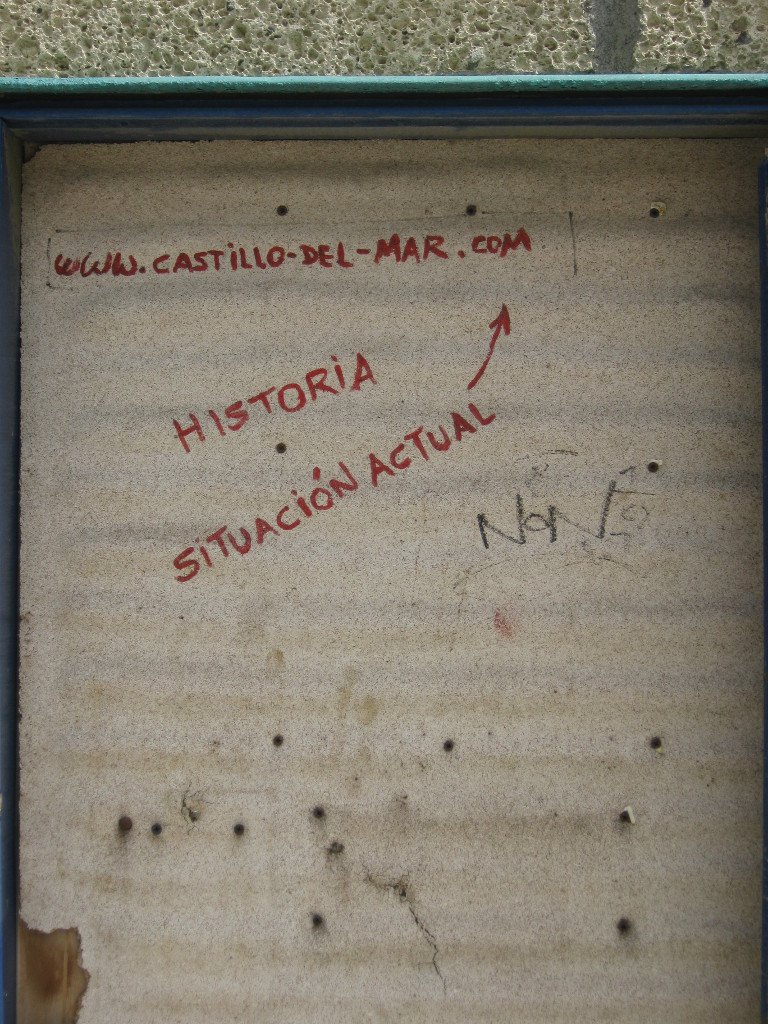 Castillo del Mar - Gibt es noch Hoffnung ?