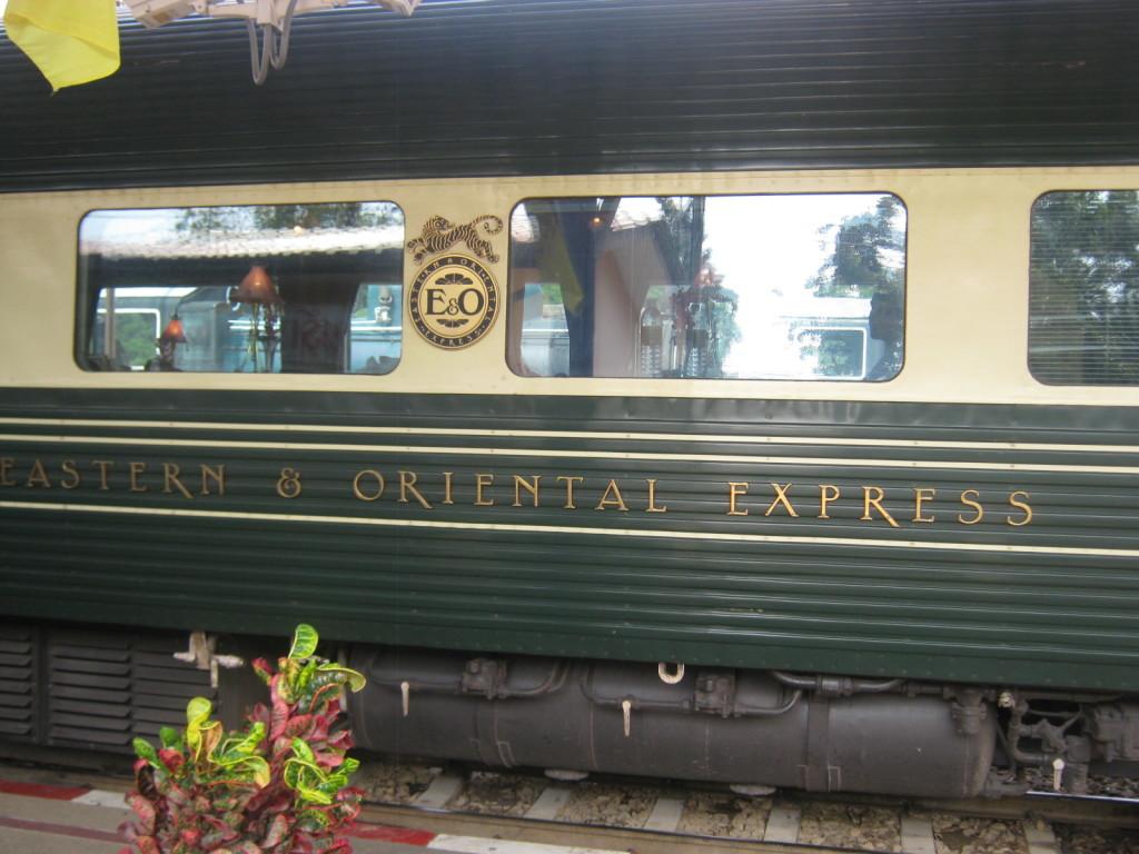 Eastern Orient Express in Kanchanaburi