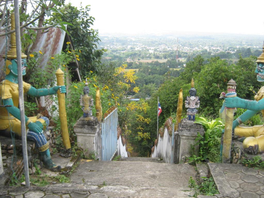 Wat Phra That Mae Yen Pai