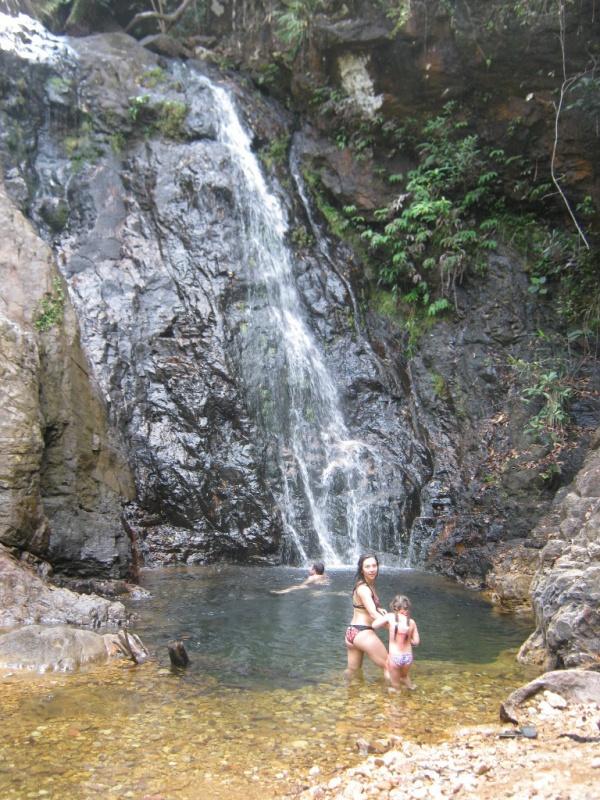 Koh Chang Wasserfall