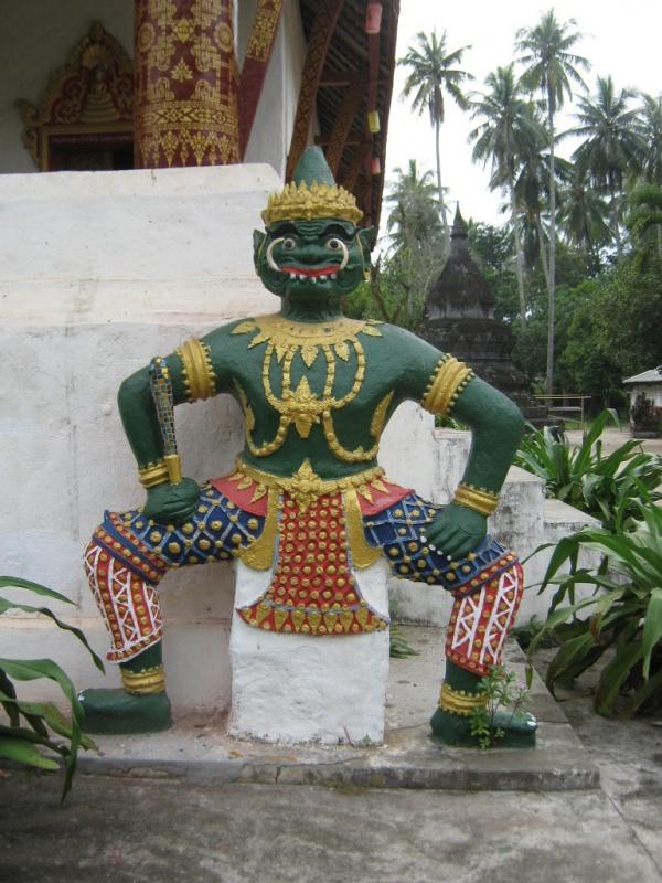 Luang Prabang Wat Aham Autamathany