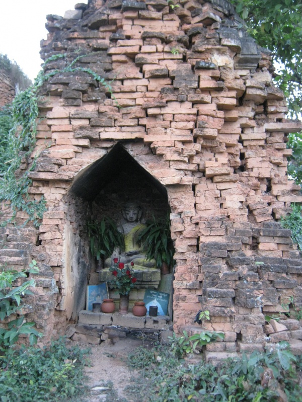 Nyaungshwe alter Tempel